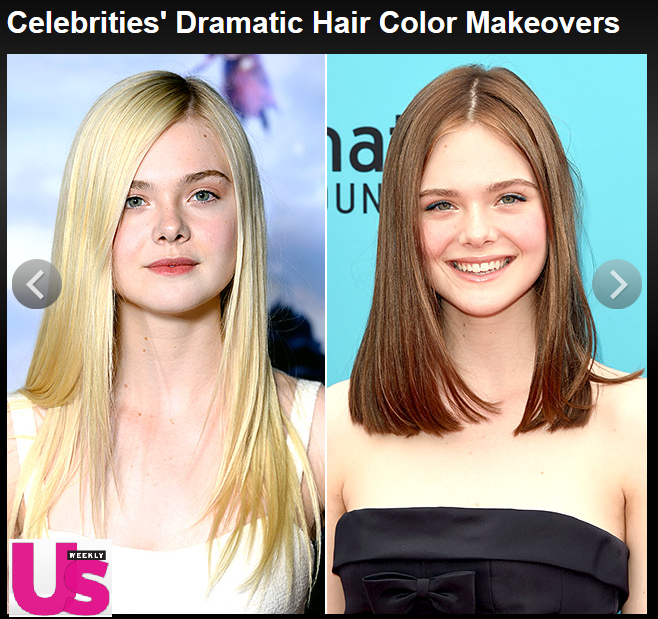 US Weekly for Elle Fanning: Kari Hill